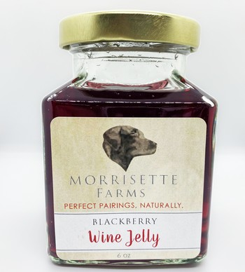 Blackberry Wine Jelly
