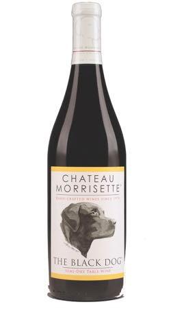 Chateau Morrisette Black Dog Wine