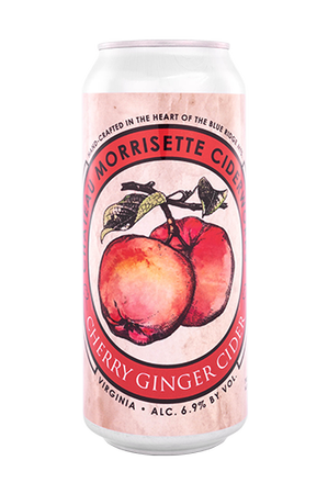 Cherry Ginger Cider - 4 Pack