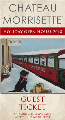 Holiday Open House Guest Ticket
