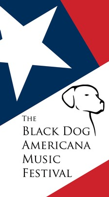 The Black Dog Americana Festival young adult/DD Ticket July 8