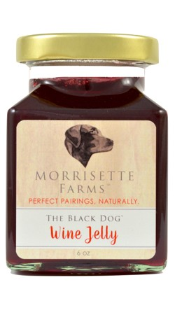 The Black Dog Wine Jelly