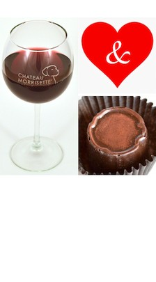 Wine & Chocolate Sunday, 2/17   2-4p Image