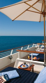 Discovery Lunches - SeaDream Yachting